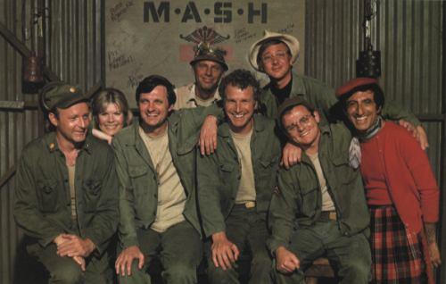 MASH seriál