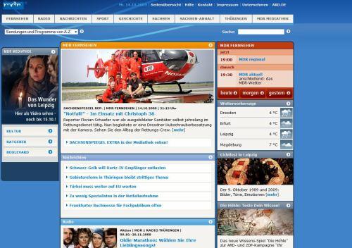 MDR web