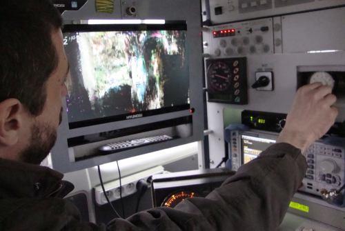DVB-T2 - měření, hledání bodu zlomu