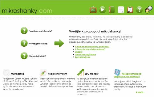 Mikrostranky.cz