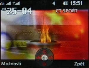 LG HB620T - ČT 4 Sport širokoúhle