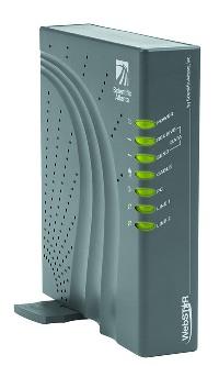 DVB-C - modem