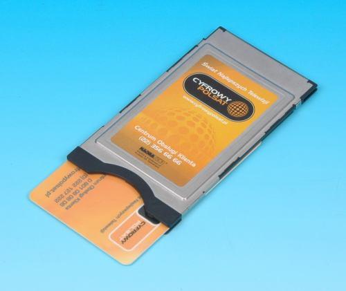 Cyfrowy Polsat modul + karta