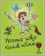 FB moms who need a wine