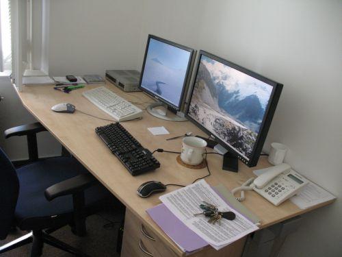RRTV monitorovovací pracoviště PC