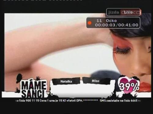Optibox DVB-T FTA PVR nahrávání
