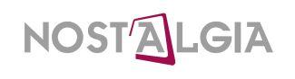 Nostalgia velké logo