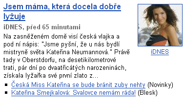 Katka jako Katka