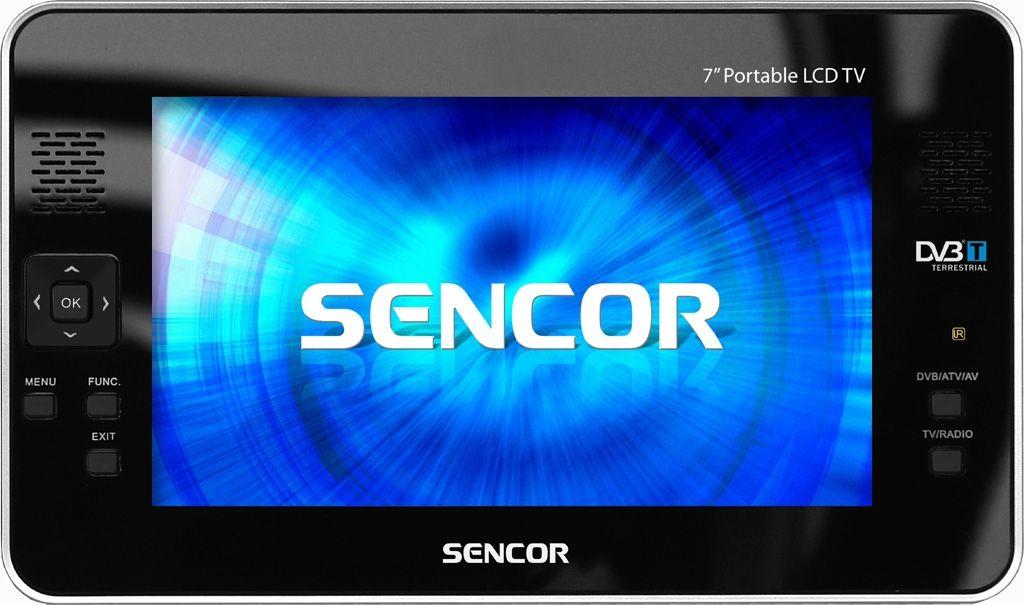 80afc850f Sencor SPV-6706T: Malý, přenosný, šikovný - Lupa.cz