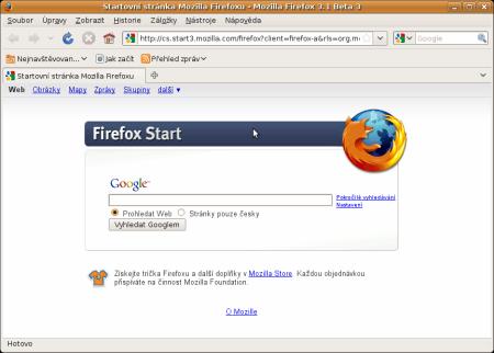 Firefox 3.5 - 1