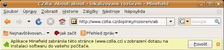 Firefox 17
