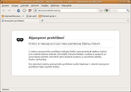 Firefox 3.5 - 5