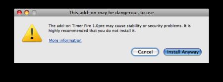 Firefox 3.5 - 7