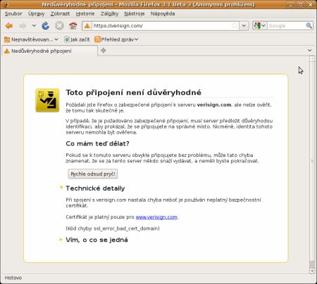 Firefox 3.5 - 8