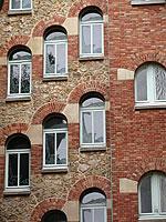 Secesní okna