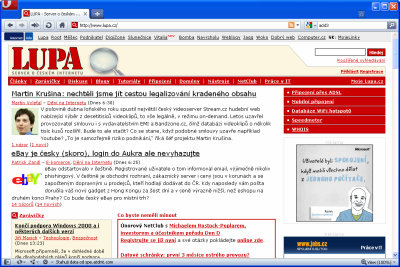Opera 10.50 Beta 2 - skin ve Windows XP