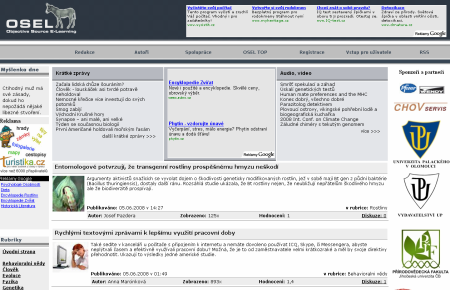 OSEL screenshot