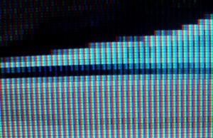 PAL rozložený LCD