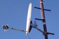 satelitní parabola ilustrační 200