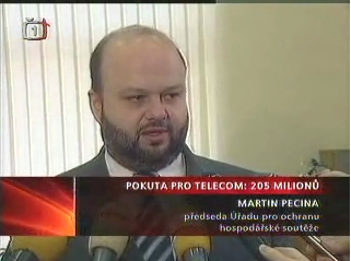 Pecina-pokuta Telecomu