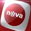 TV Nova logo červené 100