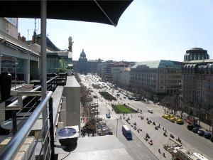 Václavské náměstí - Praha