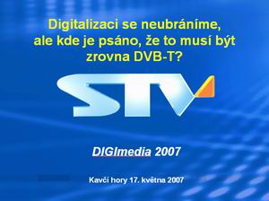 Prezentace DM 2007 Savický