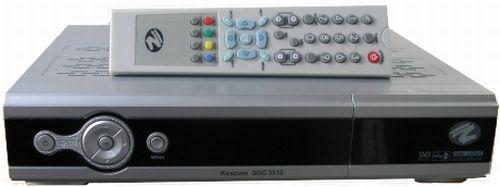 Koscom SDC 3550 VFD přední