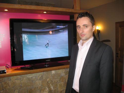 Michal Diviš Slovak Telekom