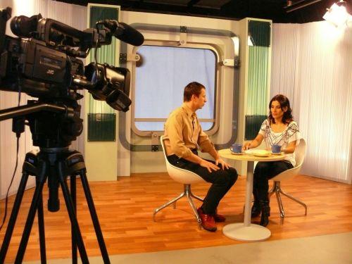 Public TV studio