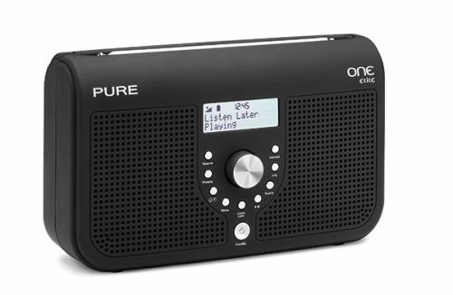 Pure One Elite Series II - DAB+ přijímač