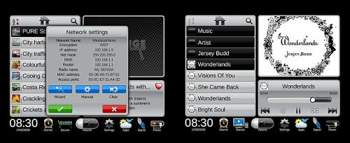 Pure Sensia Black - screenshot 2