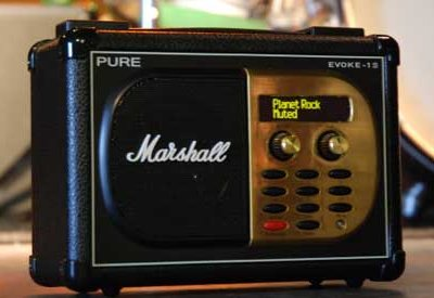Digitální rádio Pure Marshall