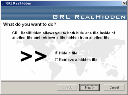 RealHidden