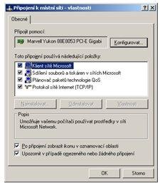 TechniSat HD8-S - nastavení IP adresy
