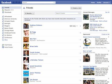 FB stránka přátelé