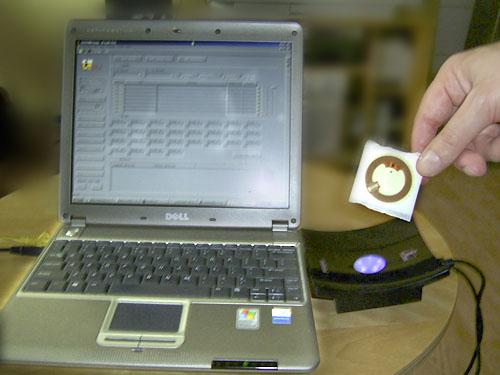 RFID virus