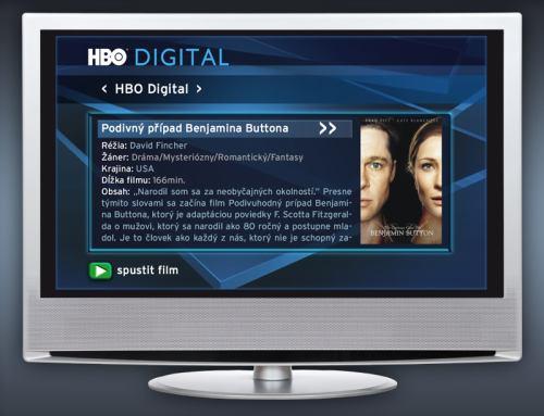 HBO Digital screenshot