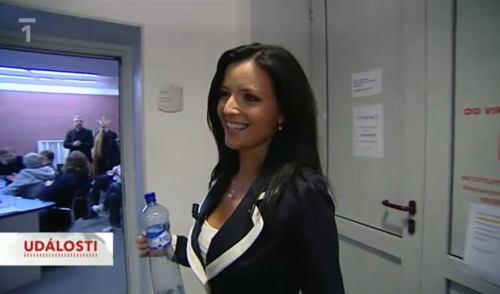 Aneta Savarová - screenshot Událostí