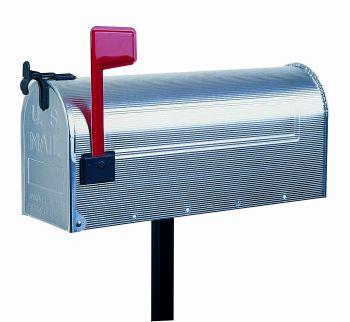 poštovní schránka, pošta, obsílka