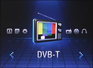 Sencor SPV 8351T - menu