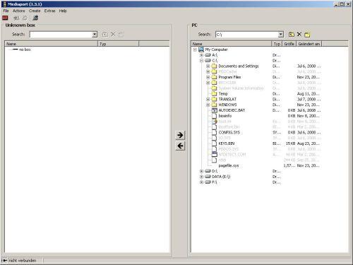 TechniSat DigitSat 1 editor
