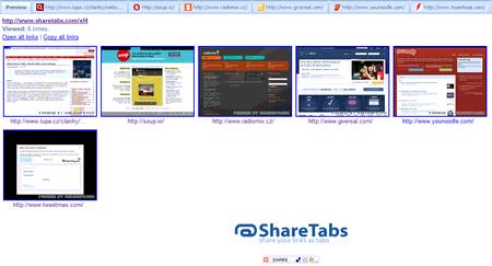 ShareTabs