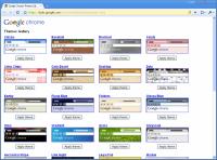 Google Chrome 3