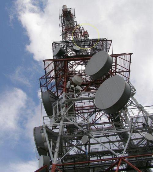 Vysílač Skrzyczne