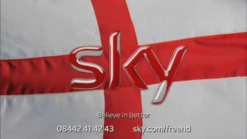 Sky - britská vlajka