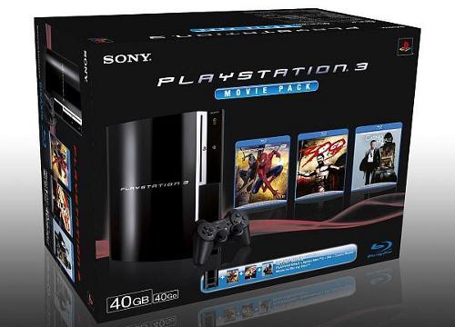 Konzole PlayStation 3