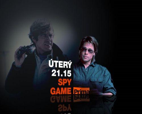Prima promo Spy Game
