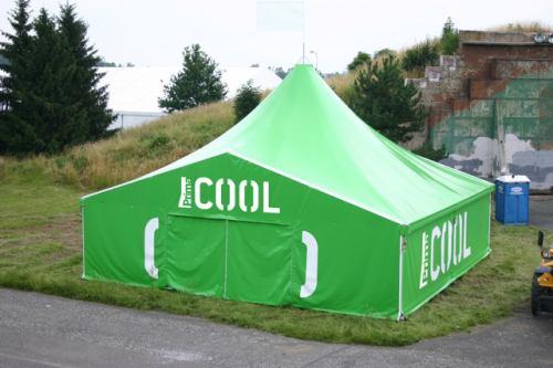 Prima Cool - festivalový stan