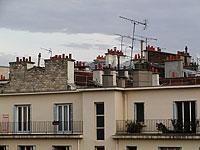 Střechy paříže